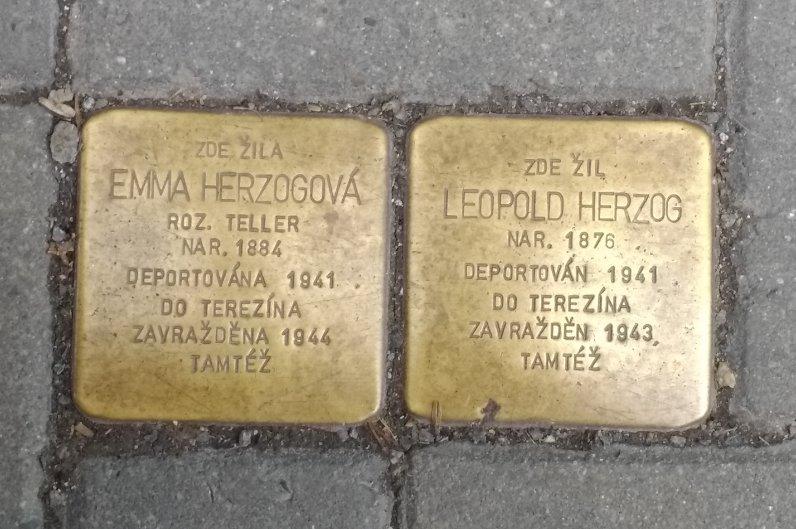 Brno Plaques
